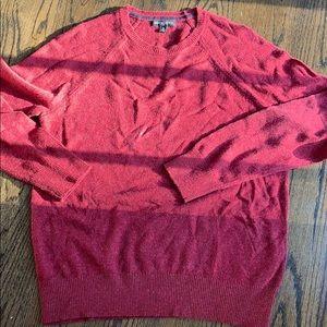 Banana Republic oversized wool sweater